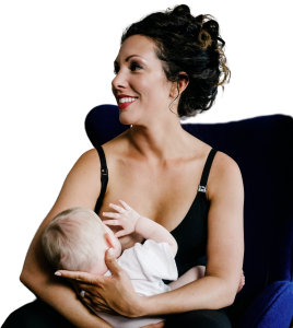 successfully breastfeeding after a boob job