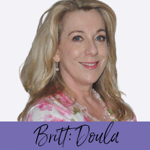 Britt Klandorf, postpartum doula